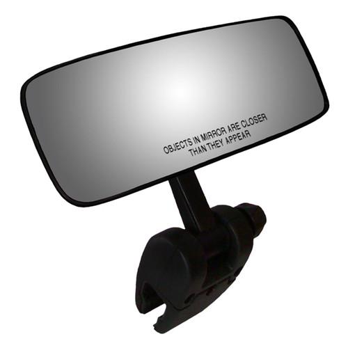 "Cipa COMP II Black 4"" x 11"" Marine Mirror"