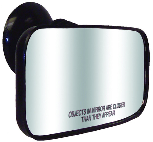 CIPA Suction Cup Marine Mirror - front