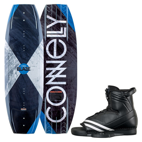 2019 Connelly Blaze Wakeboard 141 with Men's Optima Product Image