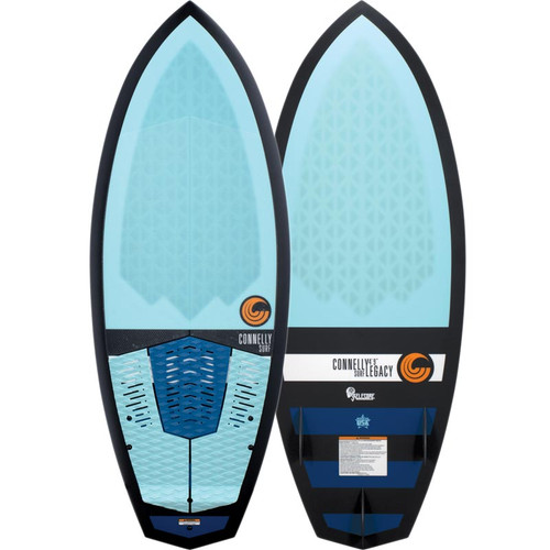 """2019 Connelly Legacy 4'9"""" Wakesurf Board Product Image"""