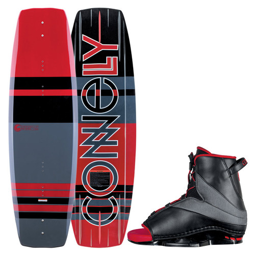 2019 Connelly Reverb Wakeboard With Empire Boots