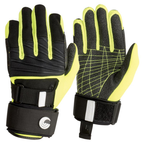 Connelly Men's Claw 3.0 Waterski Gloves Front and Back