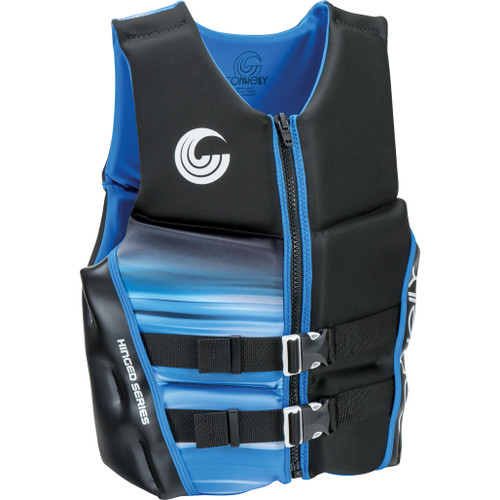 Connelly Classic Men's Neoprene Life Jacket, Blue/Back Front