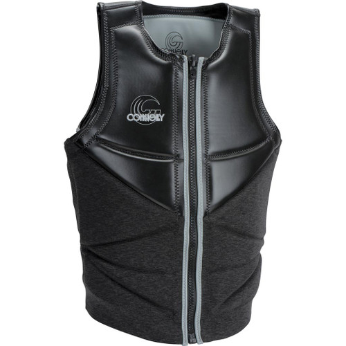 Connelly Team Men's NCGA Neoprene Vest, Grey/Black Front