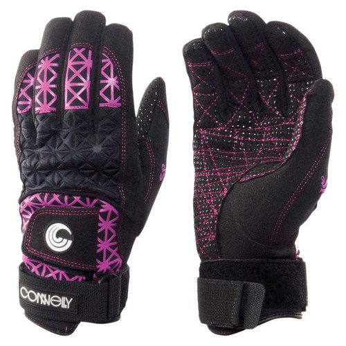 Connelly Women's SP Waterski Gloves Front and Back