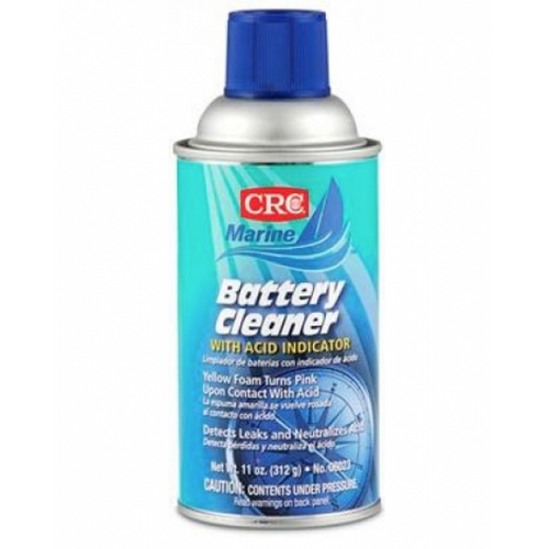 CRC Marine Battery Cleaner 11 Oz.