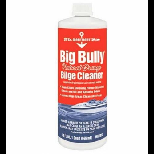 MaryKate Big Bully Natural Orange Bilge Cleaner 32 Oz.