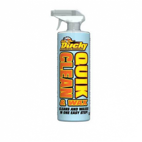 Ducky Quick Clean and Wax 16 Oz.