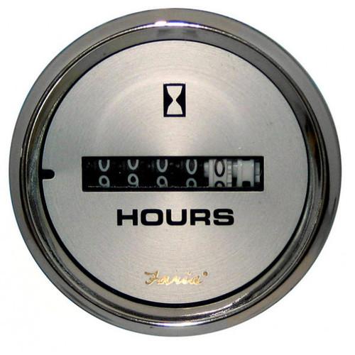 "Faria Hourmeter 10,000 hrs 12-32 VDC Kronos 2"""
