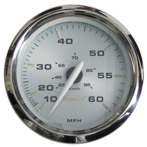 Faria 60 MPH Speedometer Mechanical Kronos 4""