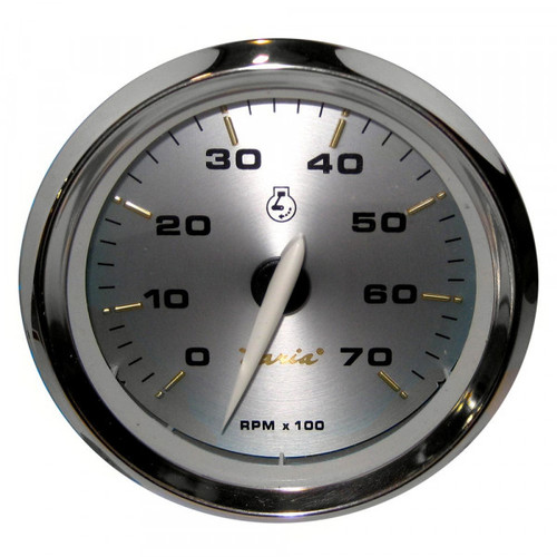 "Faria 7000 RPM Tachometer Kronos 4"""