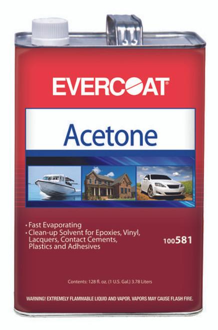 Evercoat Acetone