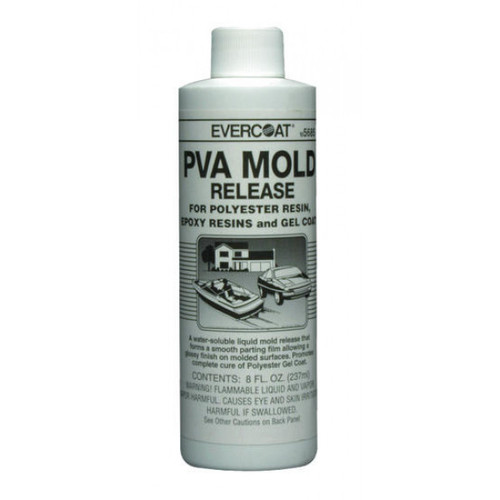 Evercoat PVA Mold Release 8 Oz.