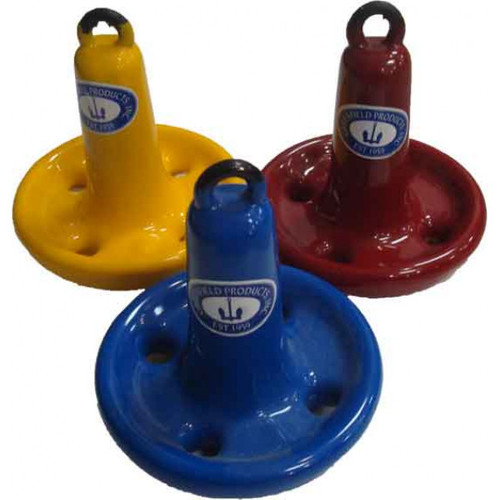 Greenfield Vinyl Coated Mushroom Anchors