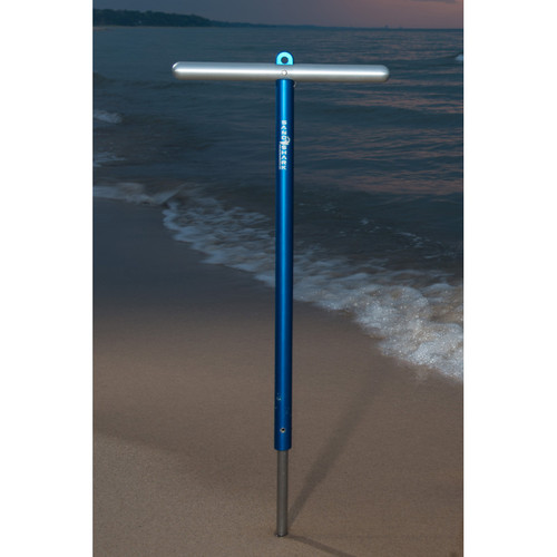 Sandshark Heavy Duty Ultimate Beach Anchor BLUE