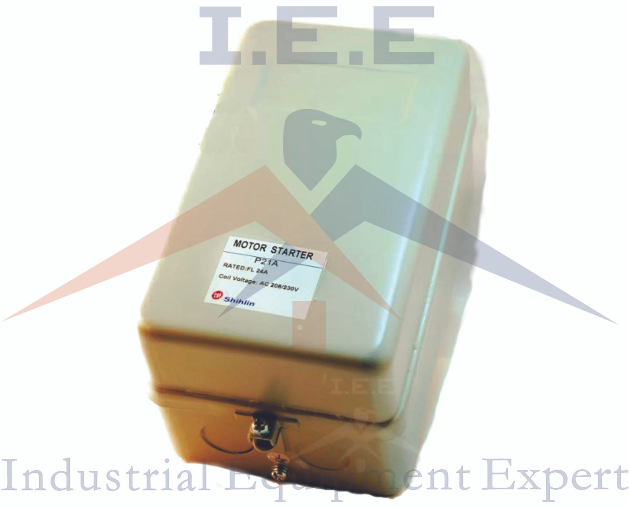10 HP Three Phase Magnetic Starter Switch for Air Compressors P35T 230V 38FLA