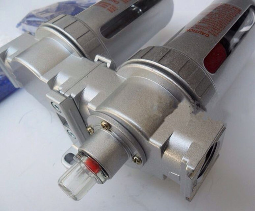 "1/2"" Compressed air in line filter & desiccant air dryer combination FLM12"