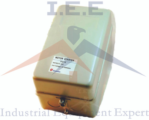 15 HP Three Phase Magnetic Starter Switch for Air Compressors P-21A 460V 24A