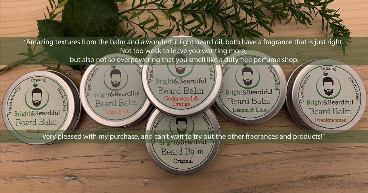 Bright and Beardiful's Beard Balms