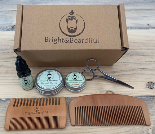 Bright and Beardiful's Gift Set 1