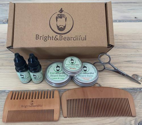 Bright and Beardiful's Gift Set 2
