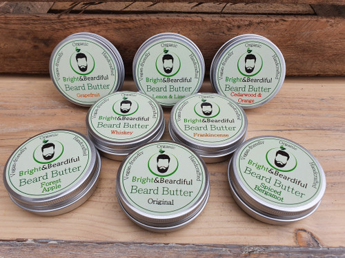 Bright and Beardiful Beard Butter 60ml