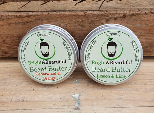 ANY 2 60ml BEARD BUTTERS ONLY £25!