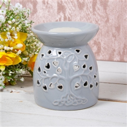 Grey Tree of Life Wax Melter Only £9.50!