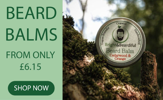 The Bright Collection - Bright and Beardiful's Beard Balm