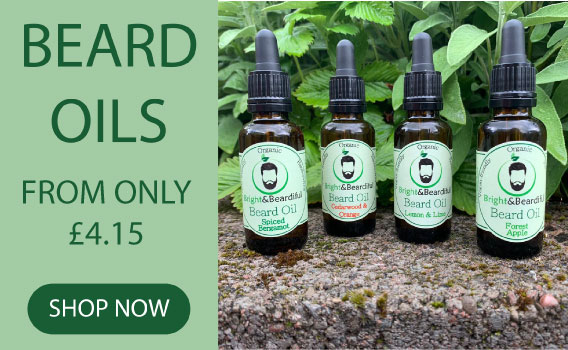 The Bright Collection - Bright and Beardiful's Beard Oil