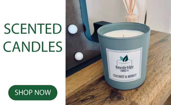 Naturally Bright Candle Co - Luxury Scented Candles