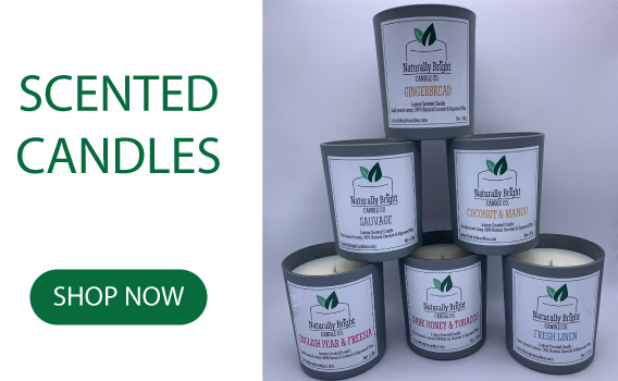 The Bright Collection - Naturally Bright Candle Co Scented Candles