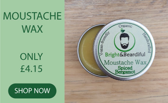 The Bright Collection - Bright and Beardiful's Moustache Wax