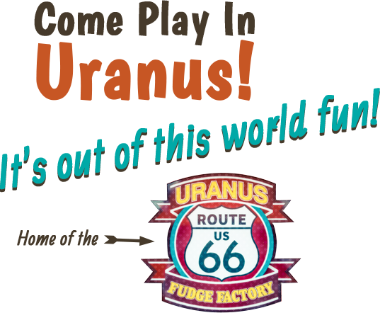 Come Play In Uranus