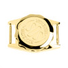 Gold Plated SOS Talisman Watch Strap Attachment 12mm