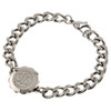 Stainless Steel SOS Talisman Bracelet - St. Christopher