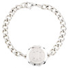 Stainless Steel SOS Talisman Bracelet - Coptic Cross/Ankh
