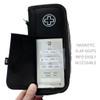 Black Epipen and Medicine Carry Case