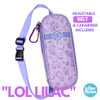 Lilac Epipen and Medicine Carrying Case