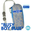 Blue Epipen and Medicine Carrying Case