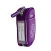 Small Purple Medicine Case for Auvi-Q or Asthma Inhaler