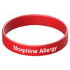 Alert! Morphine Allergy