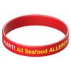 Alert! All Seafood Allergy