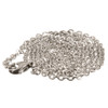 Stainless Steel Chain With Clasp 22 inches