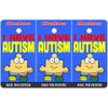 I Have Autism Bag Tag / Key Fob