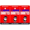 I Have Diabetes Bag Tag / Key Fob