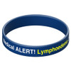 Lymphoedema Silicone Medical Alert Band