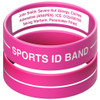 Silicone Sports BROAD BAND (Bar)