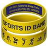 Silicone Sports BROAD BAND (Multi Sports)