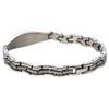 Serpent Stainless Steel Engraveable Bracelet